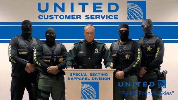 A pilot's wife's take on the United passenger being forcibly removed