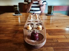 Creating Modern Cuisine with Local Produce in Ubud, Bali, Indonesia