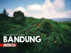 The First-Timer's Travel Guide to Bandung, Indonesia (2019)
