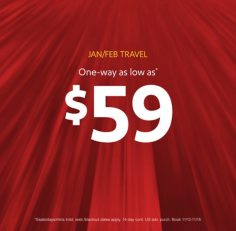 Southwest Weekly Sale: Flights from $49