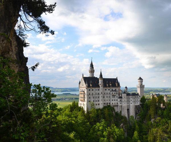Photograph of the week: Neuschwanstein Castle, Schwangau, Germany