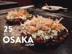 The 25 Best Restaurants in Osaka